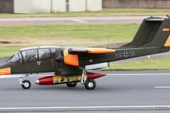 OV-10B Bronco at the Royal International Air Tattoo 2019