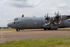 Canadian C-130H Hecules at the Royal International Air Tattoo 2019