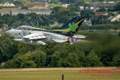 RAF Tornado GR4  Bat Special Tail at RNAS Culdrose Air Day 2015