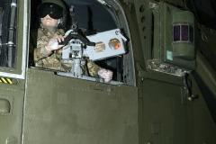 Sea King HC MK4, Marine Gunner,