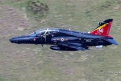 RAF Hawk Mach Loop, LFA7
