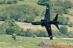 RAF Hawk T2 Low Flying in Wales, Low Flying Area 7.