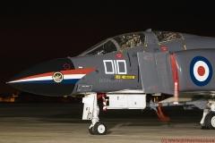Royal Navy Phantom, XV656, 010,