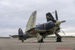 Hawker Sea Fury FB11, VR930, Q-110