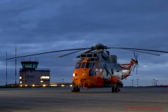 HeliOps, Westlands, Sea King, XV666