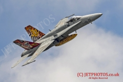 F-18 Hornet Spanish Air Force