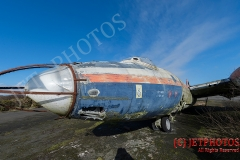 Canberra, Boscombe Down livery