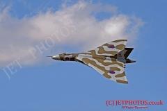 """Avro Vulcan XH588, """"Spirit of Great Britain"""""""