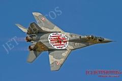 Mikoyan-Gurevich Mig 29, Polish Air Force