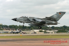 German Air Force Panavia Tornado, 46-50,