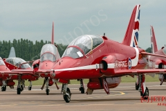 Red Arrows, BAE Hawk T1, Royal Air Force Display Team,