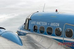 Avro Nineteen Anson, G-AHKX,