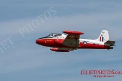 BAC Jet Provost T5  XW324