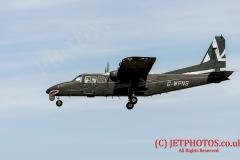 Britten Norman Defender, BN-2-T-4S 4000, G-WPNS