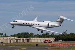 Gulfstream G-V-SP, N550GU