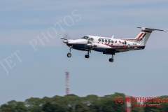 RAF KingAir B200GT (ZK460)