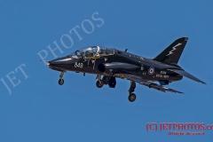 736 Squadron Hawk T1 Aircraft