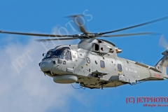 Merlin MK2 Helicopter from RNAS Culdrose