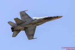 McDonnell Douglas CF-188A Hornet, 3 Wing, Royal Canadian Air Force,
