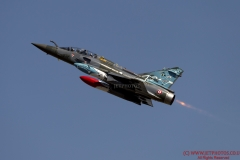 Dassault Mirage 2000D, Couteau Delta, French Air Force,