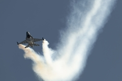 """F-16A Fighting Falcon, """"Vador"""" The Dark Falcon, 2 Wing, Belgian Air Component,"""