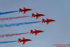 RAF Red Arrows Aerobatic Team, RAF Scampton,