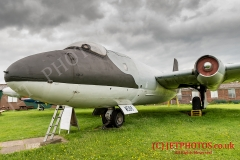 Solway Aviation Museum, Carlisle, English Electric Canberra, WE188