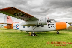 Solway Aviation Museum, Carlisle, Sea Prince T MK1