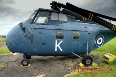 Solway Aviation Museum, Carlisle, Sikorsky S.55 Helicopter